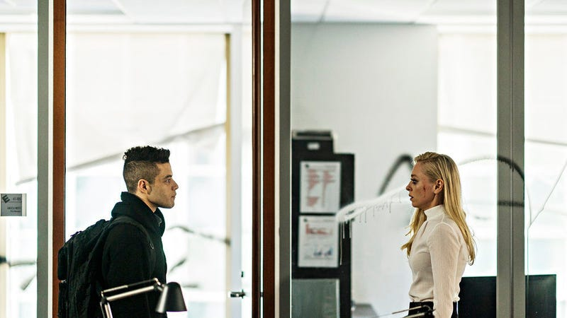 Mr robot inverts last episode 39 s trick and delivers a Better homes and gardens episode last night