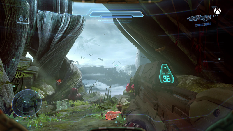 Illustration for article titled Halo 5Day Zero Impressions: Mediocre Campaign, Promising Multiplayer