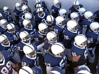 Illustration for article titled Penn State Is Making Some Changes To Its Football Uniforms