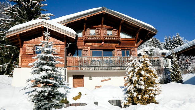 Pfizer Announces Breakthrough Medication That Will Treat Executives To New Chalet In Swiss Alps