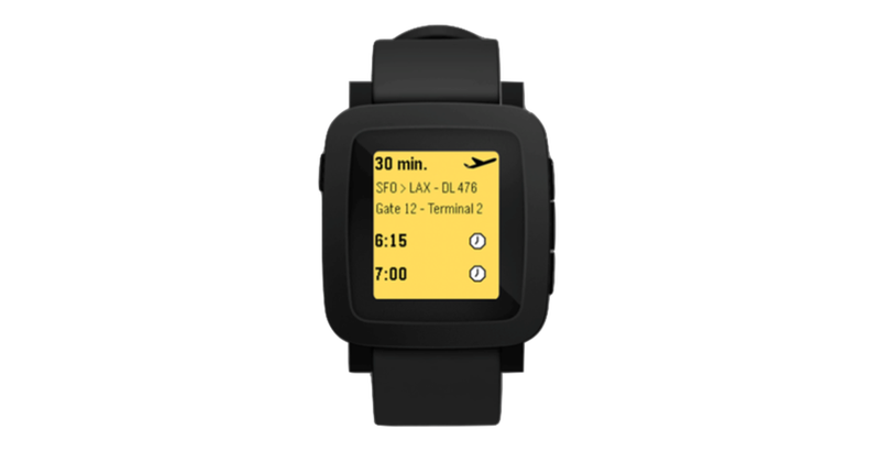 Illustration for article titled Se filtra el nuevo smartwatch Pebble con pantalla a color