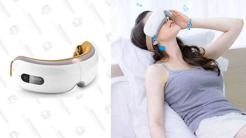 Breo iSee Electric Eye Massage, LCD Version | $90 | Amazon | Promo code 307IPD2B