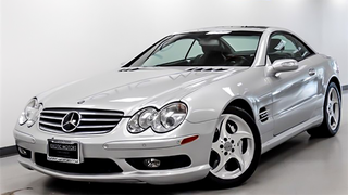 Why Buy A V6 Ford Mustang When This 200 MPH Mercedes SL600 Is Cheaper?