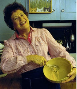 Illustration for article titled Julia Child: International Woman Of Mystery