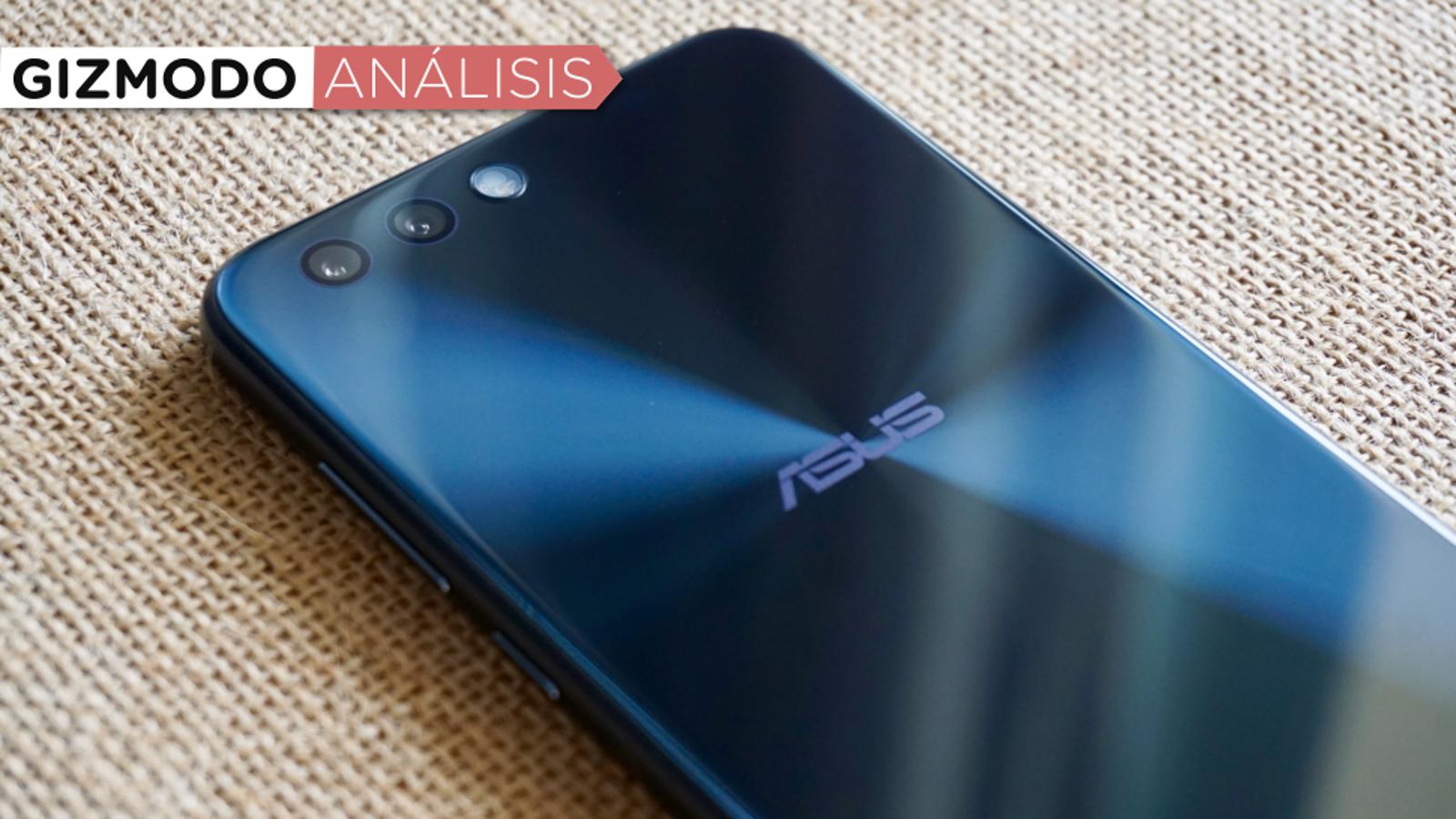Zenfone 4, análisis: no hace falta gastarse mil dólares en un teléfono que haga buenas fotos
