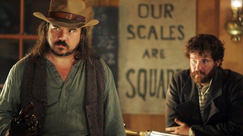 Deadwood (Image: HBO)