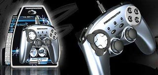 Illustration for article titled Thrustmaster Adds an Optical Wheel to Their New Controller