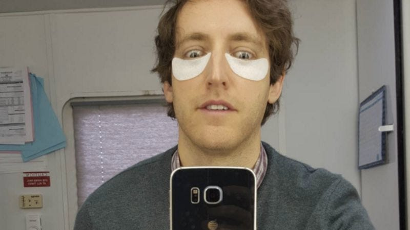 Illustration for article titled Silicon Valley's Thomas Middleditch is the best at Instagram