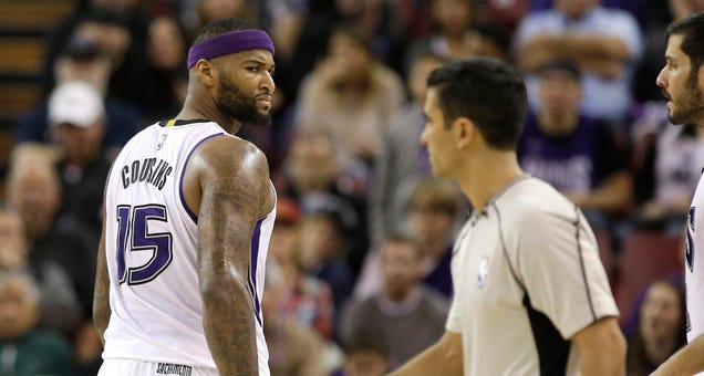 DeMarcus Cousins Went Supernova On The Hornets In One Of The Be…