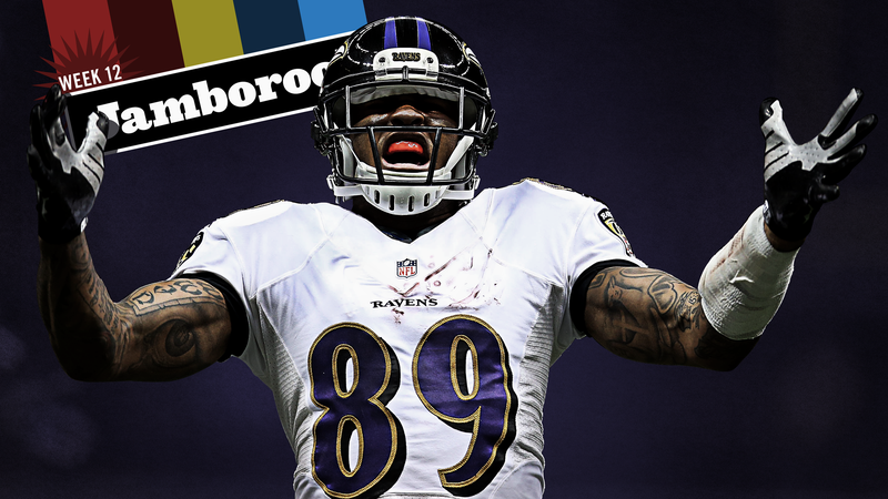 Illustration for article titled A Thanksgiving Appreciation Of Steve Smith