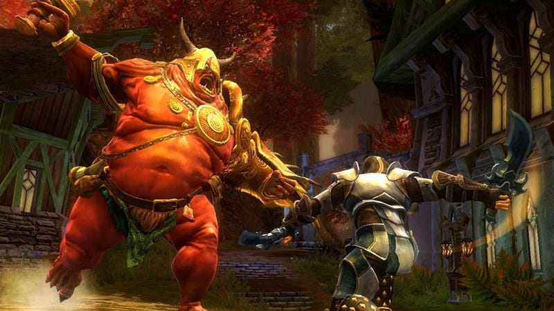 Illustration for article titled Curt Schilling Says Amalur Could Still Be a 'Billion Dollar Franchise'