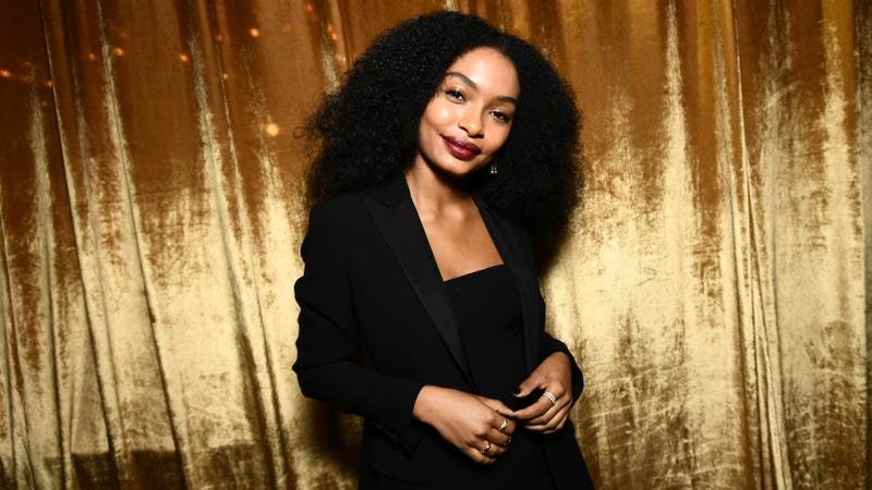 Yara Shahidi attends the 24th Annual Screen Actors Guild Awards on Jan. 21, 2018, in Los Angeles.
