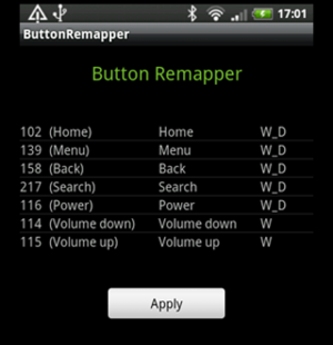 Illustration for article titled ButtonRemapper Reassigns Your Android Phone's Buttons
