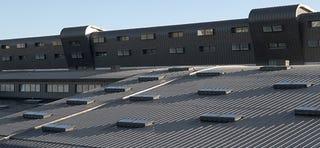 Illustration for article titled Plus sur les systèmes de toiture
