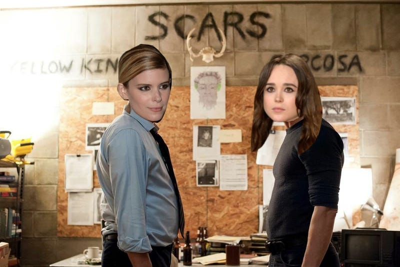 Illustration for article titled Someone at HBO Approves of Kate Mara and Ellen Page on True Detective