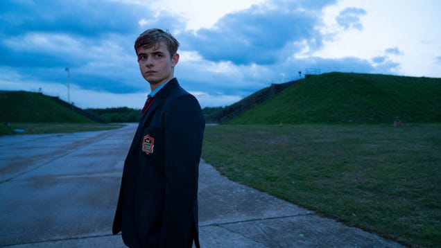 Teen spy drama Alex Rider effectively riffs on Cold War-era James Bond