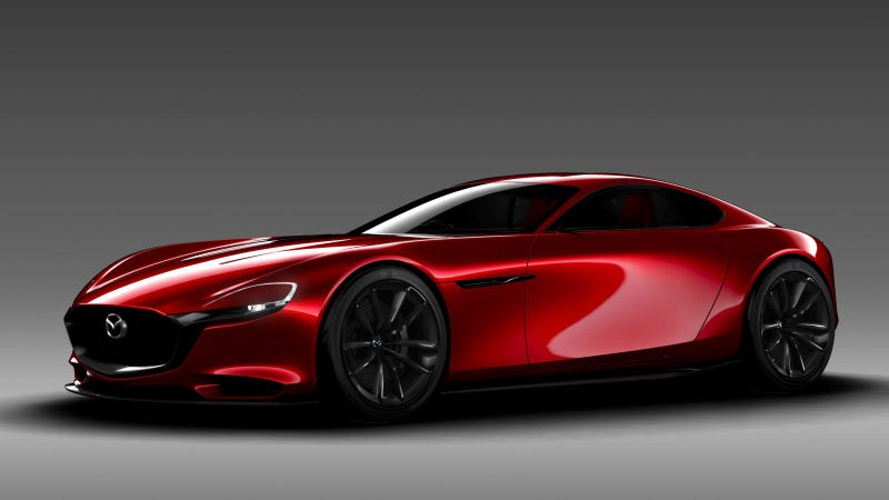 Illustration for article titled Obscure Japanese Website Promises $90,000 2019 Mazda RX-9 So That Is Definitely Happening