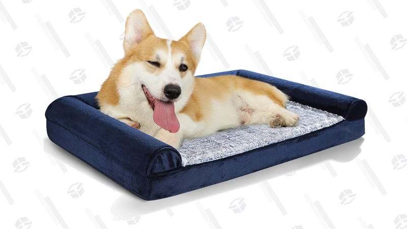 Orthopedic Pet Bed | $26 | Amazon | Clip 5% off coupon and use promo code KinjaDogBed