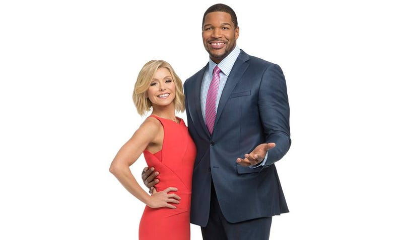Illustration for article titled Here Come the Claims That Kelly Ripa and Michael Strahan Hate Each Other