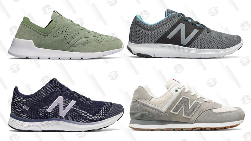 Select New Balance Sneakers | $25 | Joe's New Balance Outlet | Promo code FLASH25