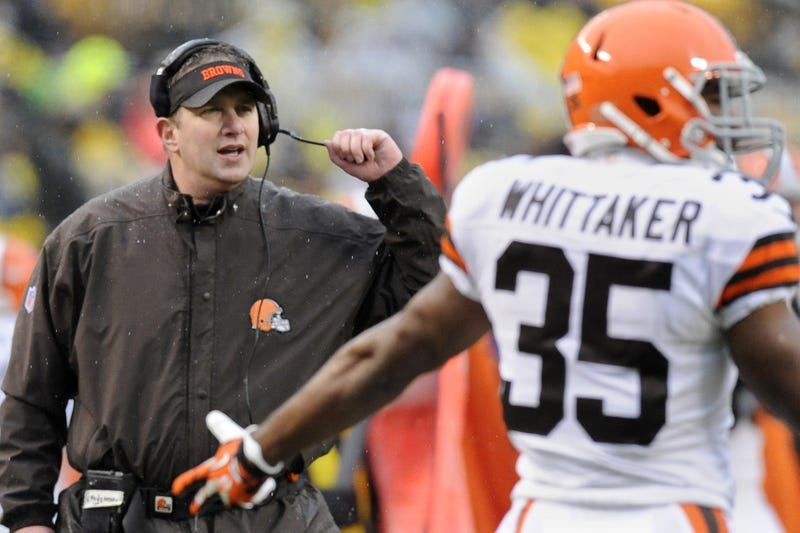Illustration for article titled Whether Or Not Rob Chudzinski's Been Fired, Browns Players Are Mad
