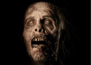 Illustration for article titled The Walking Dead Spinoff Series Casts Baby Voldemort