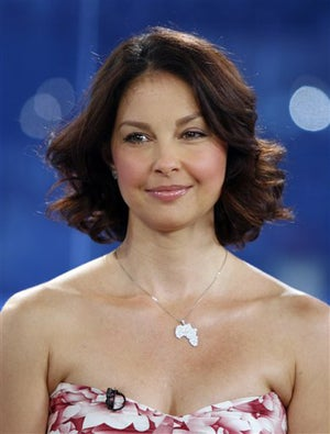 Illustration for article titled Ashley Judd Is Not Just Another Tinseltown Disaster Tourist