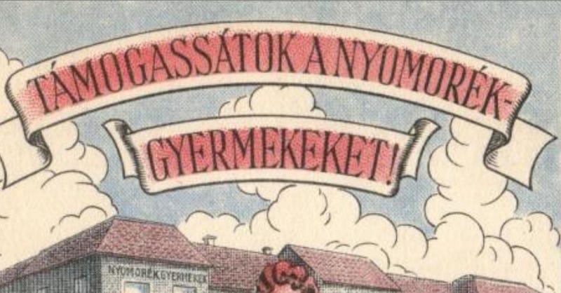 Illustration for article titled Támogassátok a nyomorékgyermekeket!