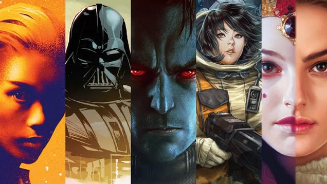 The Best Star Wars Reads of the Disney Era