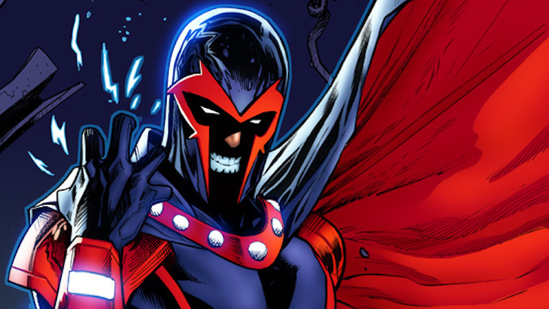 list of synonyms and antonyms of the word magneto comics