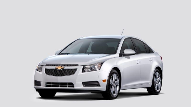 Illustration for article titled 2014 Chevrolet Cruze Diesel: A 42 MPG Oil Burner You Can Afford