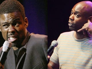 Chris Rock and Dave Chappelle (BET)