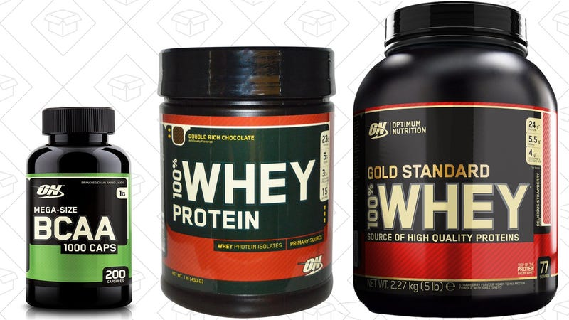 15% off Optimum Nutrition Products, Promo Code SPARTAN16