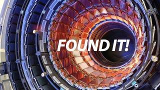 Illustration for article titled Higgs Boson, Secret Islands, RIM-Colored Lenses, Apple iGlass, Dark Matter