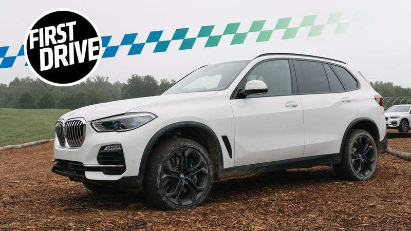 the 2019 bmw x5 can do a lot more now