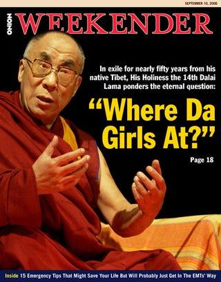Illustration for article titled Where Da Girls At?