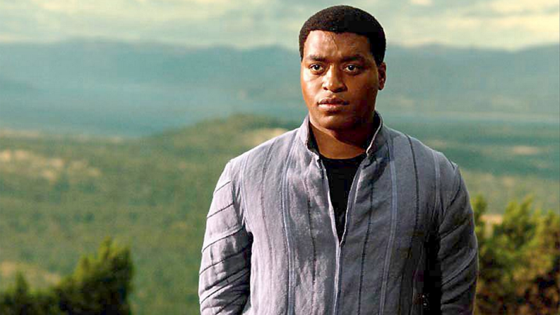 Ejiofor as he appeared in 2005's Serenity.