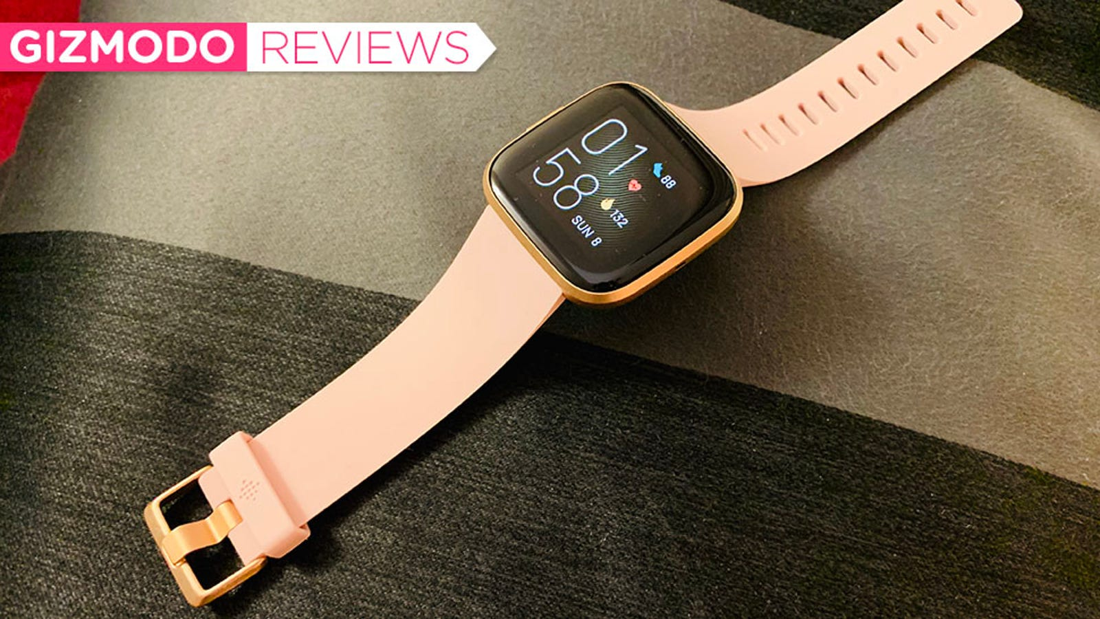 The Fitbit Versa 2 Is a Solid Update That Just Makes Me Want So Much More