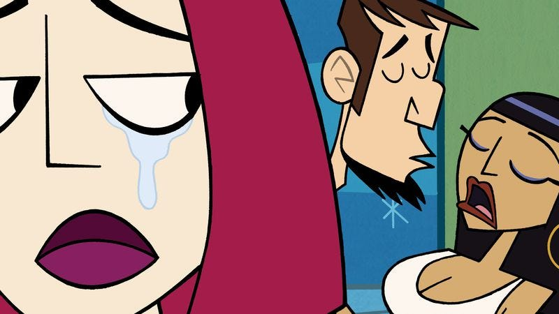 """Illustration for article titled As the theme song says, """"Time to watch Clone High"""""""