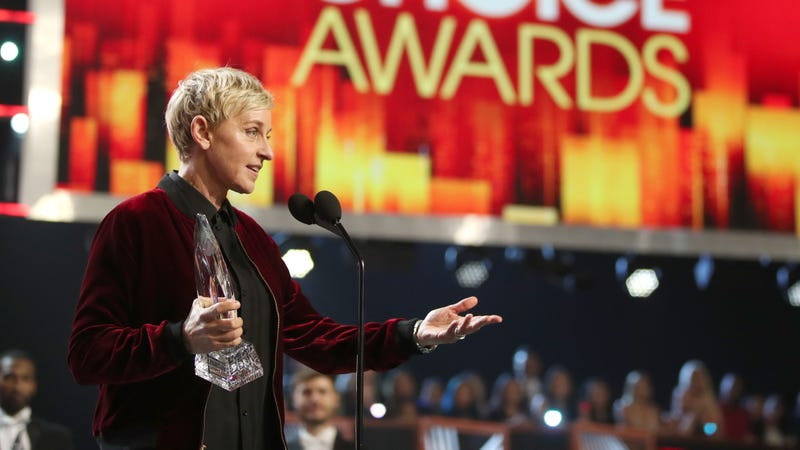 Illustration for article titled Ellen DeGeneres Says Her Stepfather Sexually Assaulted Her When She Was a Teen