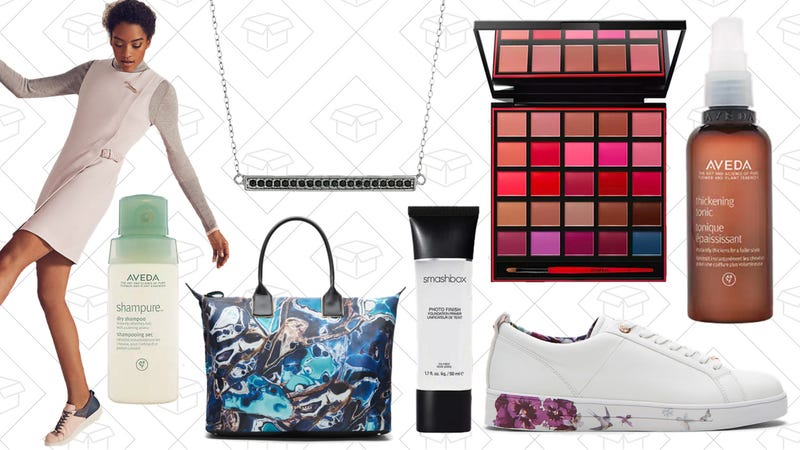 Illustration for article titled Today's Best Lifestyle Deals: Ted Baker London, Smashbox, Aveda, Swarovski, and More