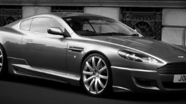 Aston Martin Db9s Package From Project Kahn