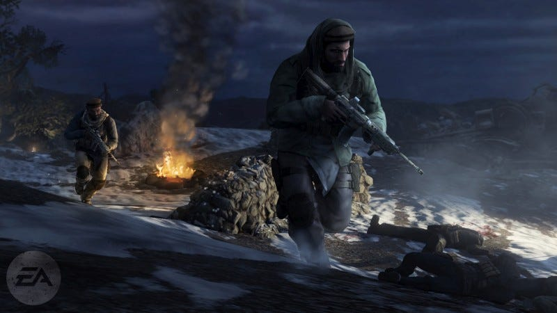Illustration for article titled Medal of Honor Is Coming Back The Hard Way