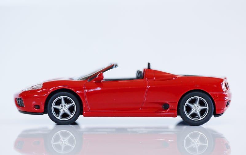 Kyosho Ferrari 5 164 45 Project Prancing Horse 45 2000