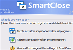 Illustration for article titled Download of the Day: SmartClose (Windows)