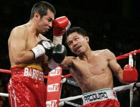 Illustration for article titled Breaking Down Pacquiao/Barrera II