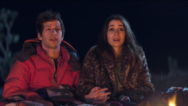 Andy Samberg falls into his own Groundhog Day in the sweet and inventive Palm Springs
