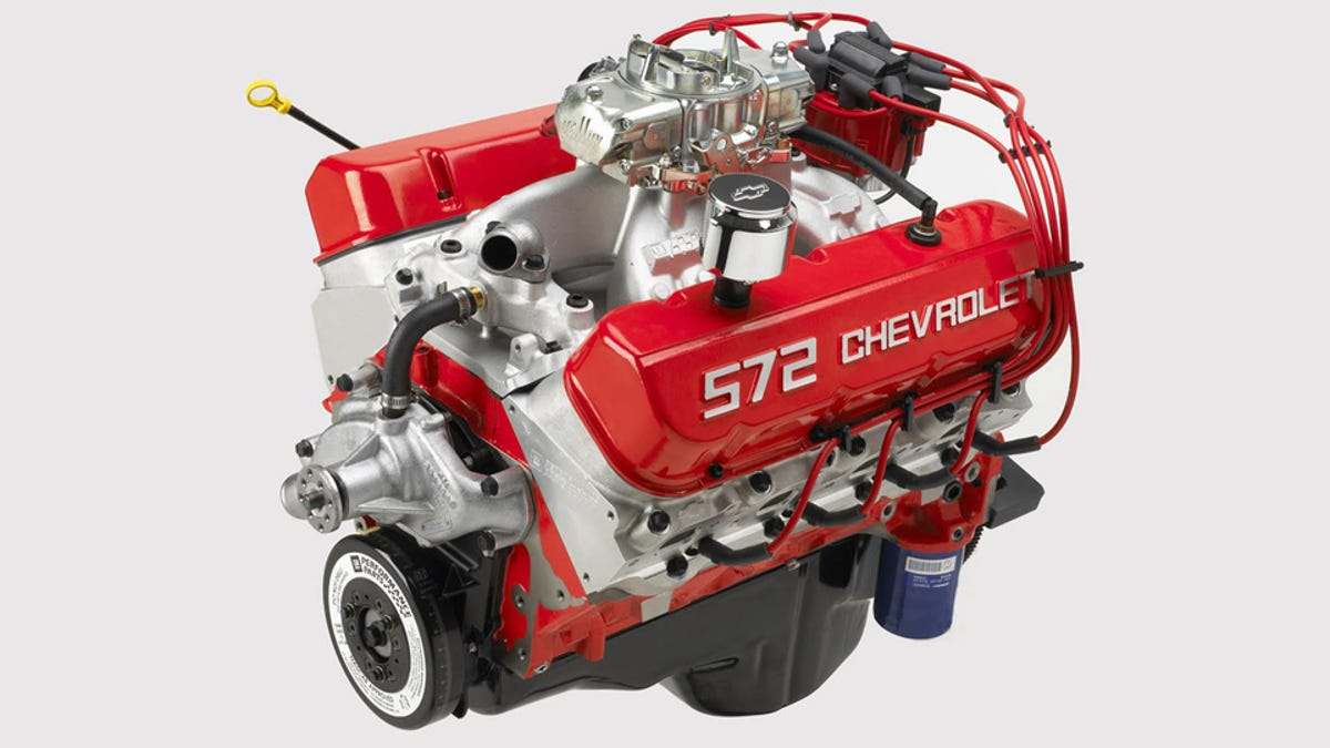 The Best Crate Motors On Sale Chevy 4 3 V6 Engine
