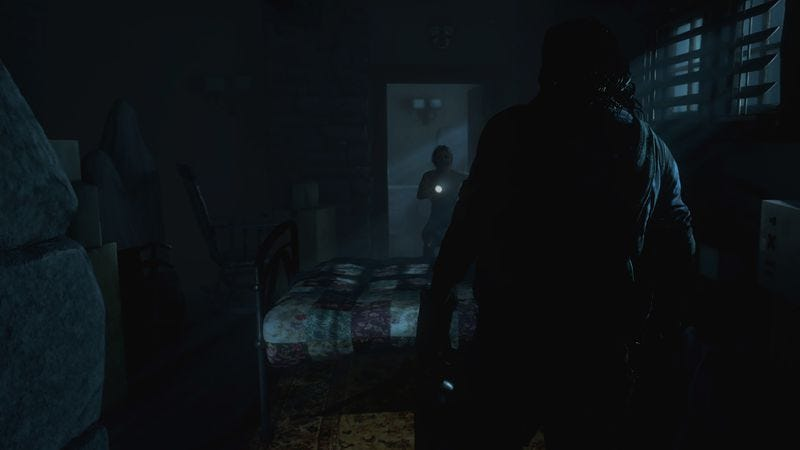Illustration for article titled Until Dawn leaves the fate of its unlikable slasher-film cast up to you