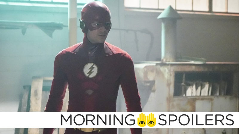 Could Team Flash be down a member by the end of the season?